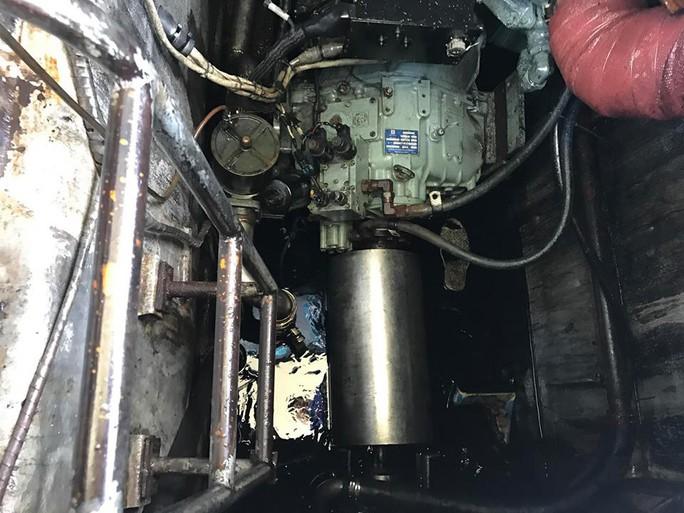 Tàu Greenlines DP C3 bị chìm ở Cần Giờ là do gãy chân vịt - Ảnh 3.
