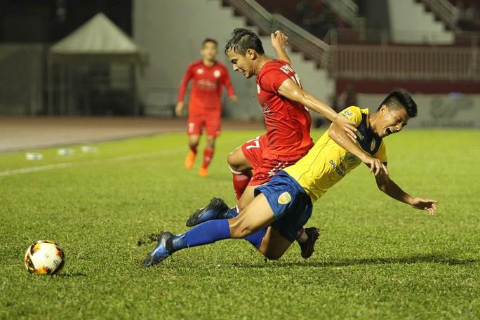 HAGL thắng 5 sao, đội của Công Vinh  nhẹ nhàng vào vòng 2 Cúp quốc gia - Ảnh 2.