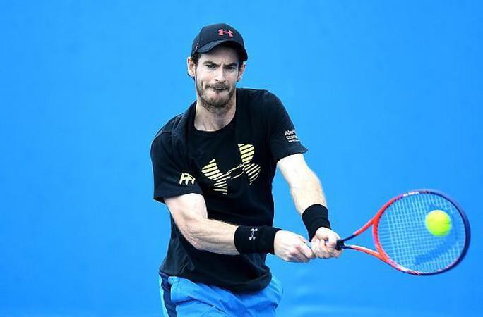 Murray, Nishikori không kịp dự giải Úc mở rộng 2018 - Ảnh 1.