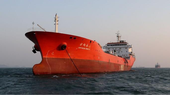 Điều tra doanh nhân Đài Loan nghi bán dầu cho Triều Tiên - Ảnh 1.
