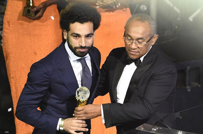 Salah xuất sắc nhất châu Phi năm 2017 - Ảnh 1.