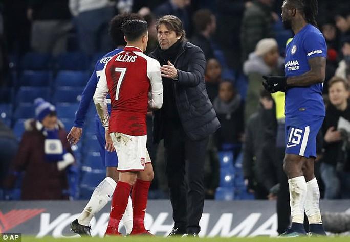 Chelsea lên kế hoạch cuỗm Sanchez từ tay M.U - Ảnh 1.