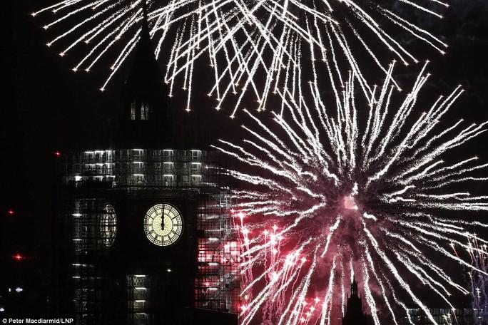 Các nhà lãnh đạo thế giới chúc năm mới - Ảnh 4.