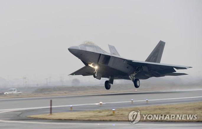 """""""Chim ăn thịt"""" Mỹ đổ bộ Hàn Quốc  - Ảnh 1."""