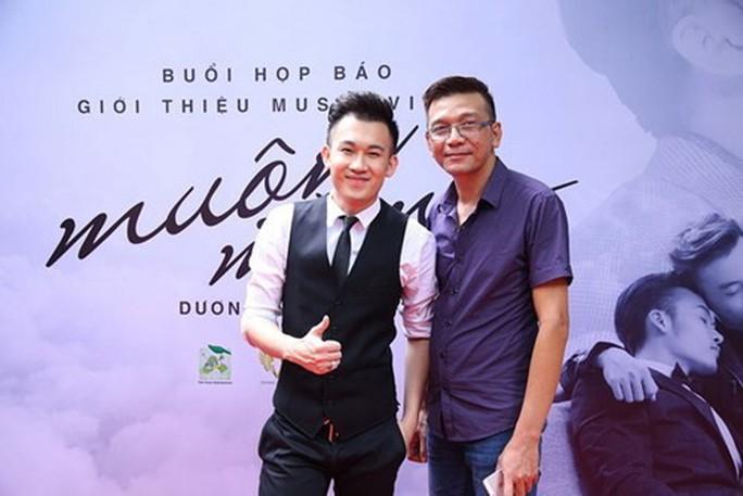 Nghệ sĩ Việt công khai đồng tính - Ảnh 8.