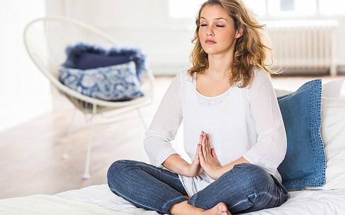 10 phút thiền mỗi ngày tránh nguy cơ mất trí - Ảnh 1.