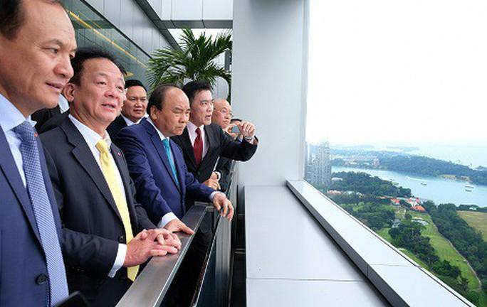 Kết nối kinh tế - điểm nhấn chuyến công du Singapore của Thủ tướng - Ảnh 4.