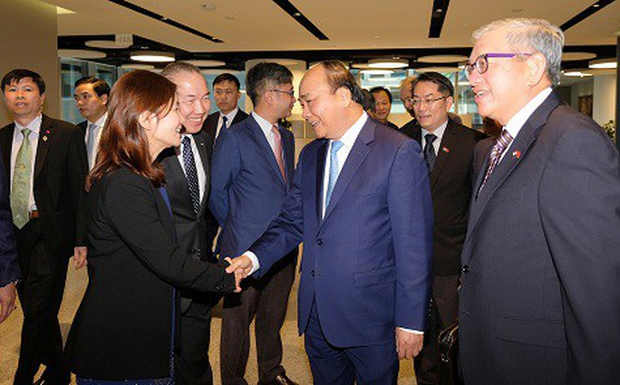 Kết nối kinh tế - điểm nhấn chuyến công du Singapore của Thủ tướng - Ảnh 3.