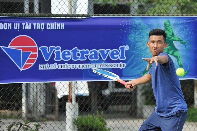 Lý Hoàng Nam dễ dàng vượt qua vòng 1 Vietnam F1 Futures 2018 - Ảnh 4.