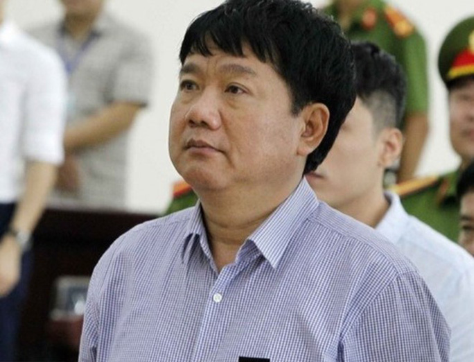 Nói lời sau cùng, ông Đinh La Thăng tha thiết mong được đổi tội danh - Ảnh 1.