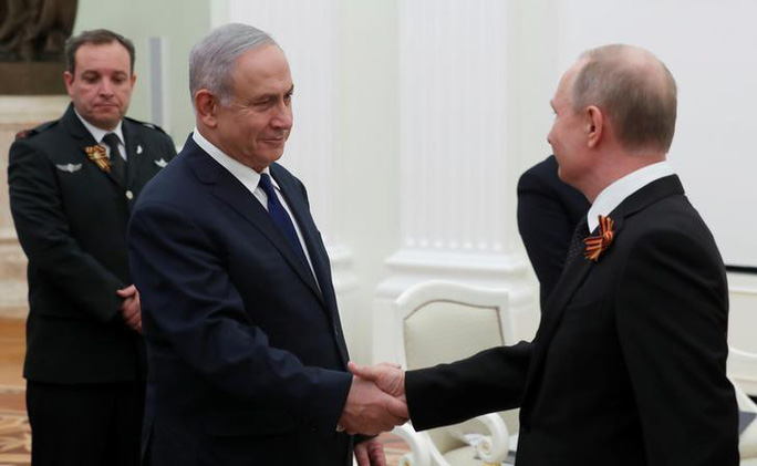 Nga sẽ tiếp tục để Israel thoải mái không kích Syria? - Ảnh 1.