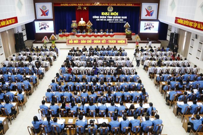 Công đoàn tỉnh Quảng Nam hỗ trợ xây 334 căn nhà cho đoàn viên - Ảnh 1.