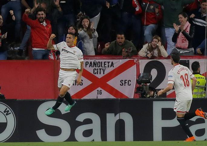 Tiền đạo Ramos phá lưới nhà, Real Madrid trắng tay ở Sevilla - Ảnh 2.