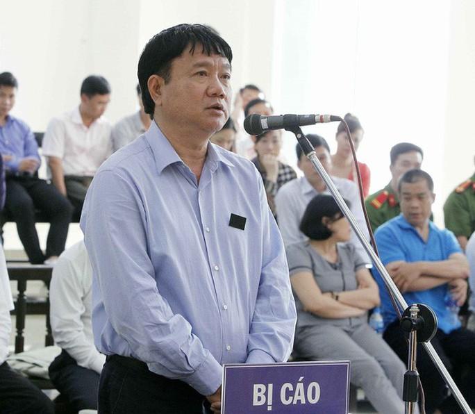 Ông Đinh La Thăng: Tôi không tài thánh mà biết PVC sẽ gặp khó khăn - Ảnh 1.