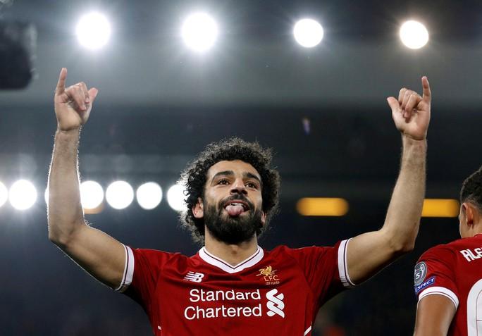Salah đón cơn mưa giải thưởng cá nhân - Ảnh 2.