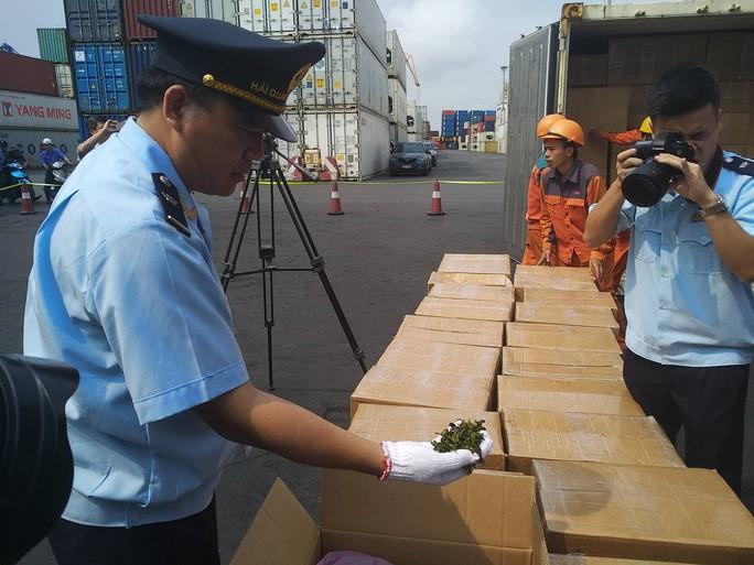 Phát hiện 2,5 tấn ma túy cực độc tại cảng Hải Phòng - Ảnh 3.