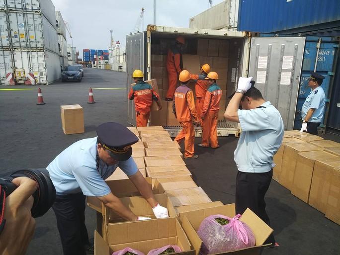 Phát hiện 2,5 tấn ma túy cực độc tại cảng Hải Phòng - Ảnh 4.