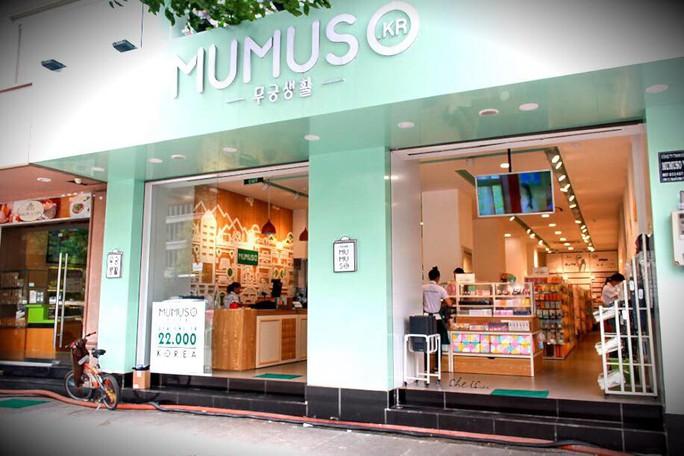 Thực hư chuỗi bán lẻ Mumuso mập mờ thương hiệu Hàn Quốc - Ảnh 2.