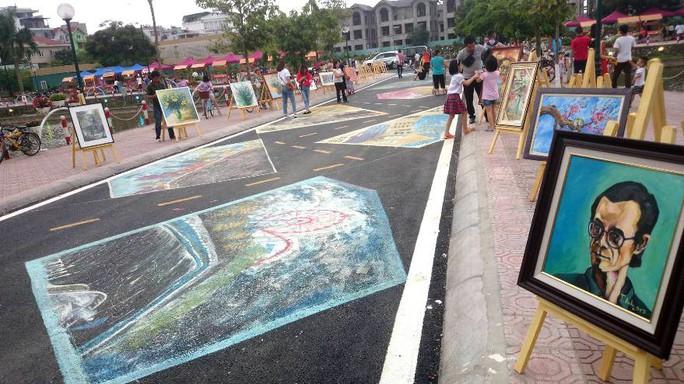 Phố đi bộ Trịnh Công Sơn tràn ngập âm nhạc đêm khai trương - Ảnh 14.