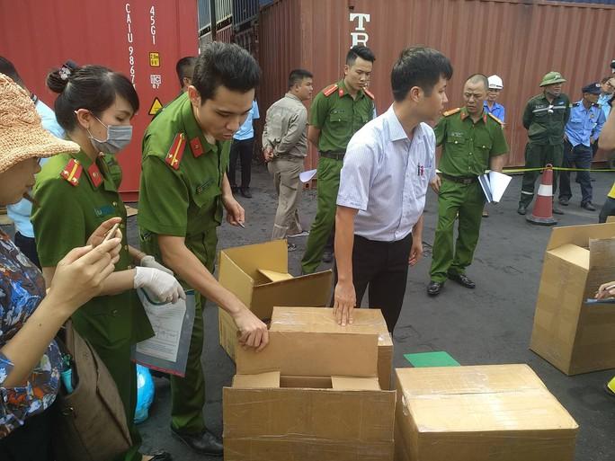 Phát hiện 2,5 tấn ma túy cực độc tại cảng Hải Phòng - Ảnh 5.