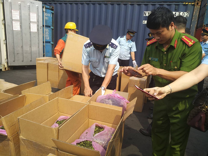 Phát hiện 2,5 tấn ma túy cực độc tại cảng Hải Phòng - Ảnh 6.