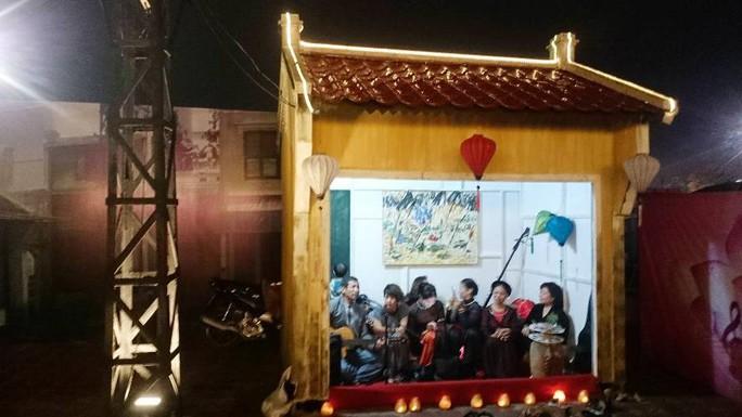 Phố đi bộ Trịnh Công Sơn tràn ngập âm nhạc đêm khai trương - Ảnh 6.