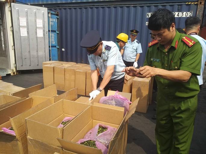 Phát hiện 2,5 tấn ma túy cực độc tại cảng Hải Phòng - Ảnh 7.