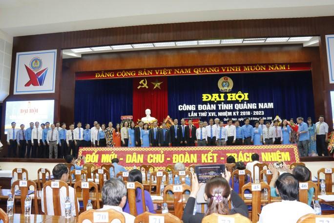 Ông Phan Xuân Quang làm Chủ tịch Liên đoàn Lao động Quảng Nam - Ảnh 2.