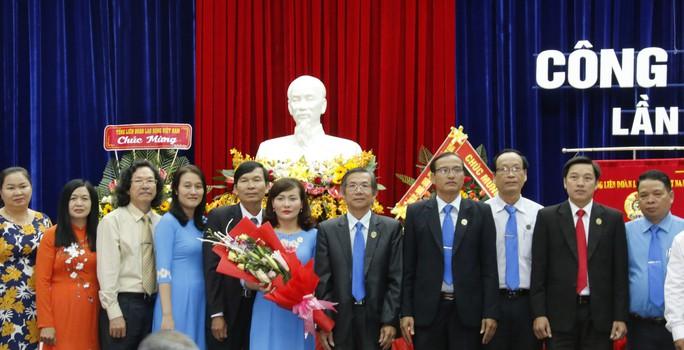 Ông Phan Xuân Quang làm Chủ tịch Liên đoàn Lao động Quảng Nam - Ảnh 3.