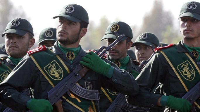 Mỹ giáng trừng phạt nhằm vào lực lượng tinh nhuệ của Iran - Ảnh 1.