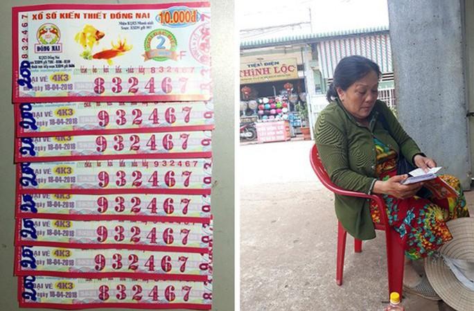 Người đàn bà bán vé số nghèo và 2 gã thanh niên bất nhân - Ảnh 1.