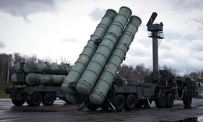 Nga không đàm phán chuyển S-300 cho Syria - Ảnh 1.