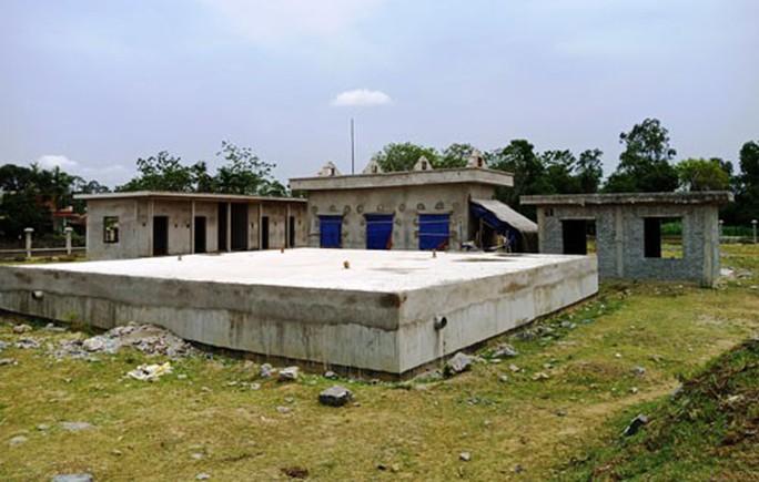 Thanh Hóa: Dân thiếu nước sạch, nhà máy 80 tỉ phơi sương - Ảnh 1.