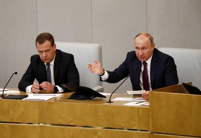 Nước Nga trên hết của ông Putin - Ảnh 1.