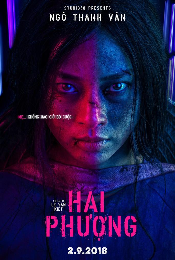Ngô Thanh Vân đem bán Hai Phượng ở Cannes 71-2018 - Ảnh 1.