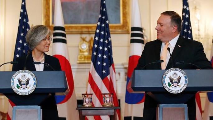 Mỹ đề nghị giúp Triều Tiên phát triển kinh tế ngang Hàn Quốc - Ảnh 1.