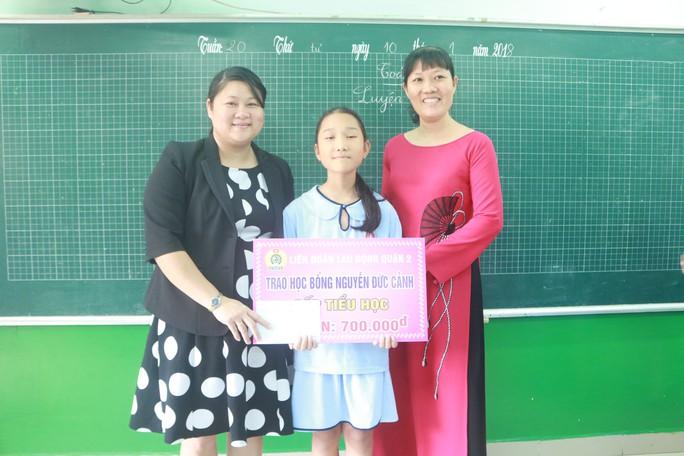 Vận động quyên góp cho Quỹ Học bổng Nguyễn Đức Cảnh - Ảnh 1.