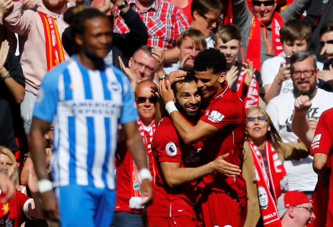 Chùm ảnh - clip vòng cuối Giải Ngoại hạng Anh: Liverpool rạng rỡ, Chelsea thảm thương - Ảnh 10.