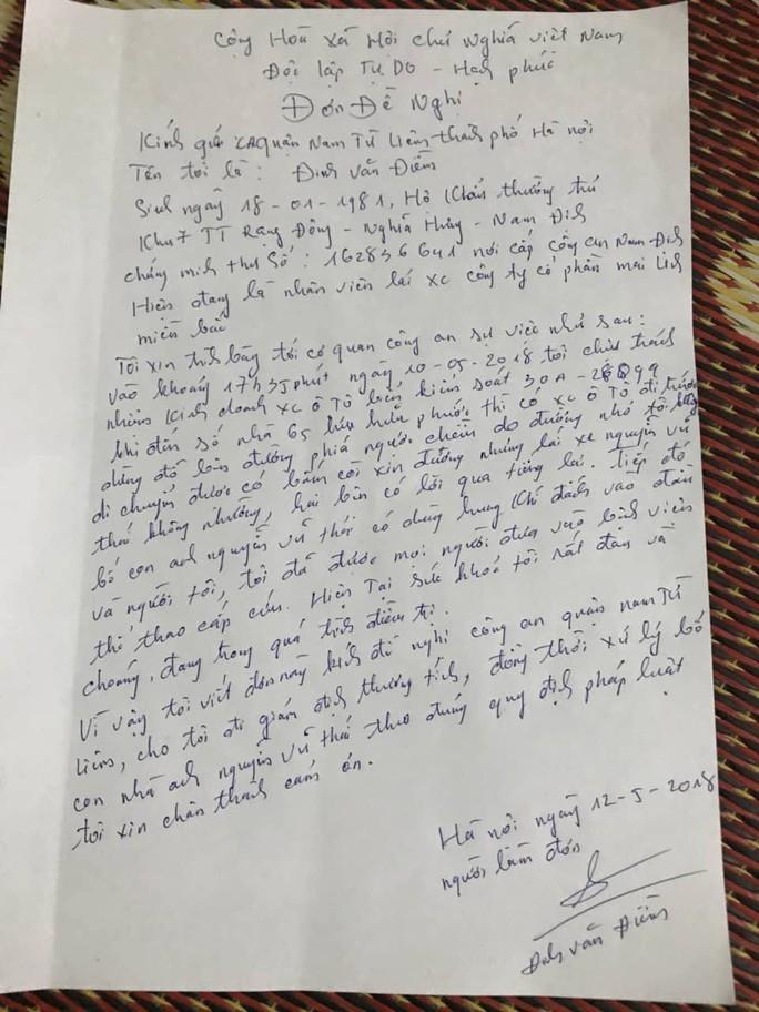 Đầu choáng váng, tài xế taxi Mai Linh bị đánh nhập viện chụp cắt lớp - Ảnh 7.