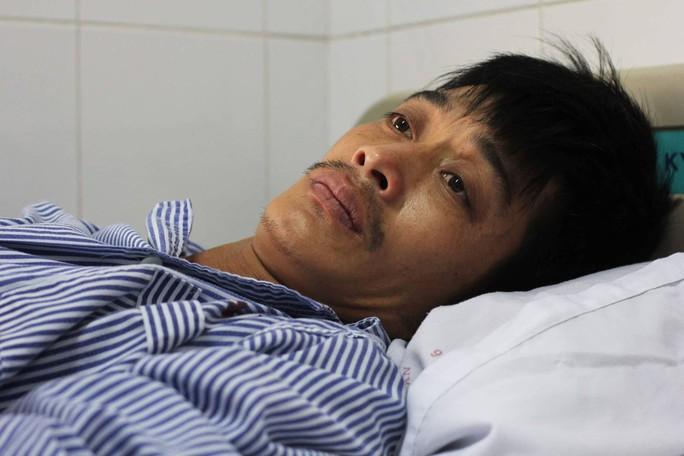 Đầu choáng váng, tài xế taxi Mai Linh bị đánh nhập viện chụp cắt lớp - Ảnh 6.