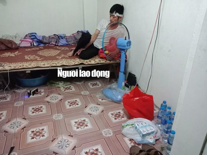 Gia cảnh nao lòng của tài xế taxi Mai Linh bị đánh nhập viện - Ảnh 5.