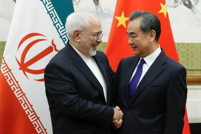 Iran tìm đến Trung Quốc sau cú sốc từ Mỹ - Ảnh 1.