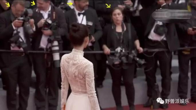 Thảm đỏ Cannes 71 bát nháo với cảnh hở hang, chiêu trò - Ảnh 11.
