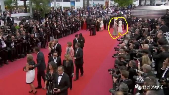 Thảm đỏ Cannes 71 bát nháo với cảnh hở hang, chiêu trò - Ảnh 7.