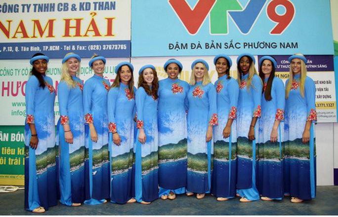 Chân dài quốc tế đọ dáng trên sàn đấu Quảng Nam - Ảnh 5.