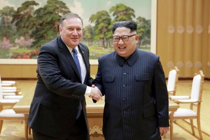 """Mỹ sẽ """"dỡ bỏ lệnh trừng phạt Triều Tiên"""" - Ảnh 1."""