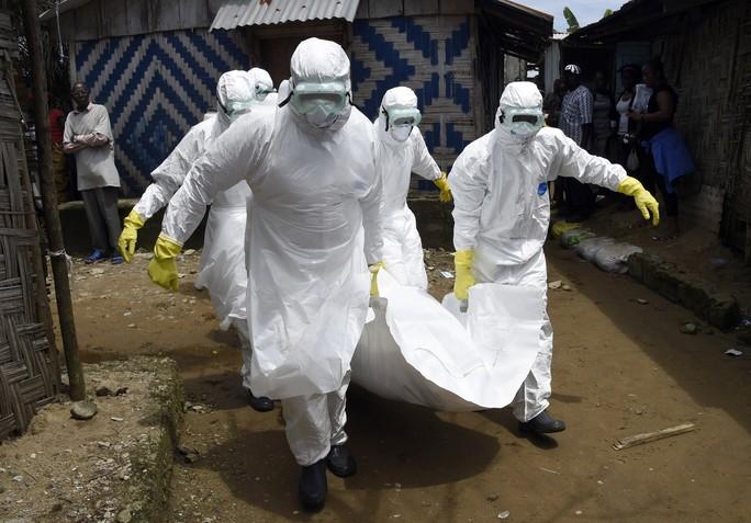 Ebola lại bùng phát, WHO và Congo gấp rút đối phó - Ảnh 1.