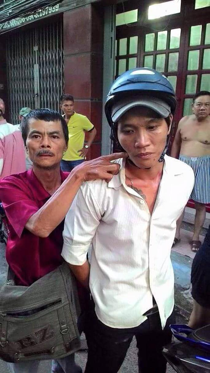 Chân dung 3 hiệp sĩ thương vong khi bắt trộm ở Sài Gòn - Ảnh 1.