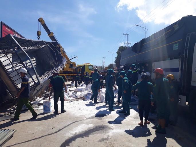 Vụ tai nạn thảm khốc ở Lâm Đồng: Xe tải gây tai nạn tại 3 điểm - Ảnh 3.