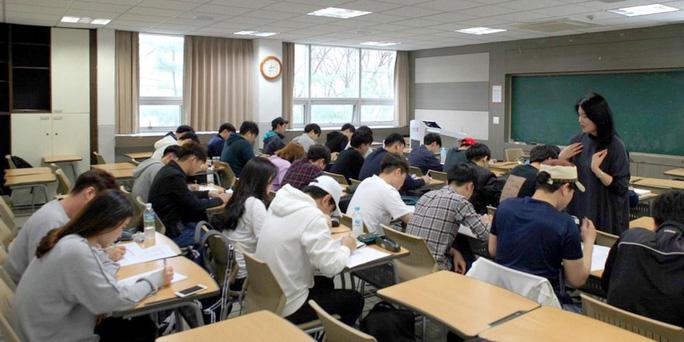 Thế hệ Sampo ở Hàn Quốc - Ảnh 1.
